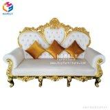 Het Meubilair van het hotel Koningin King Wedding Sofa voor Verkoop hly-Sf83