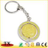 고품질 돌릴수 있는 금속 아연 합금 Keychain