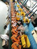 Équipement de levage à la main de 5 tonnes avec chaîne en acier galvanisé