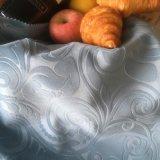 Sofá tapizado en microfibra sólido tejido