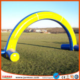 Arco inflable barato modificado para requisitos particulares de los deportes