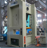 200 ton mecânica lado rectilíneo única Máquina de perfuração de potência do virabrequim para a imprensa de estamparia de metal