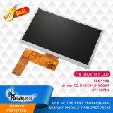 7 экран дюйма 800X480 цифров TFT LCD для серии автомобиля