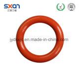 De O-ringen van het Silicium van de Weerstand van het water voor Werktuigmachine met het 9001:2008 van ISO