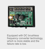 Автоматическая система контроля качества быстрого ручного электроинструмента с электронным управлением осушителя