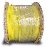 2-24 núcleos GYXTW exterior de fibra óptica monomodo Cable blindado