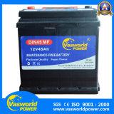 Precios de plomo de la batería del coche de batería de la frecuencia intermedia del comienzo estupendo 57512mf 12V75ah en Paquistán