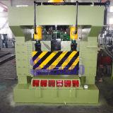 Placa de alumínio automática hidráulica de cisalhamento do Gantry