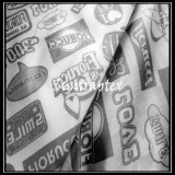 안대기를 위한 이동 로고 인쇄 /Polyester 직물을%s 가진 폴리에스테 210t 호박단 직물