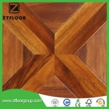 HDF gran mosaico de suelos laminados en madera encerada resistente al agua el medio ambiente