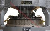 高速二重ジャージーによってコンピュータ化されるジャカード円の編む機械装置