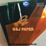 Пользовательские размеры различных цветовых упаковочная бумага используется на подарочной упаковки