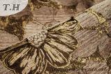 Tessuto da arredamento floreale del Chenille (FTH31092A)