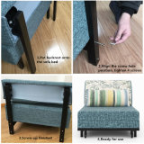 Base de sofá plegable tela moderna europea del estilo (los 192*80cm)