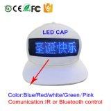 Scheda molle mobile blu di pubblicità flessibile programmabile della visualizzazione di messaggio di Bluetooth APP LED per la protezione/cappello/pattini