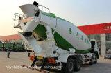 販売のための最もよいSellling Sinotruk Euro2 6m3 HOWOの具体的な中継ミキサーのトラックの低価格