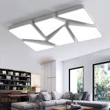 El aluminio y el moderno restaurante de la luz de techo