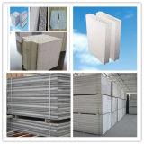 Le bâtiment commercial panneau sandwich ignifugé Fibre de ciment avec une haute stabilité ou la densité de mousse