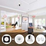 Geeklink 지능적인 가정 감시 장비 (Geeklink 소형 지능적인 가정 허브 지능적인 Bridge+Door Windows Sensor2+Motion Sensor+IP 사진기)