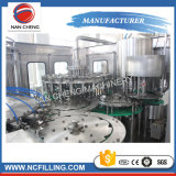 びんのフルーツジュースの満ちるびん詰めにする機械Monoblockの生産ライン