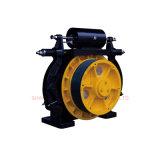 Antriebsscheibe Φ 480mm Gearless Zugkraft-Maschine für Fracht-Höhenruder (SN-B2000)