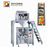 4ヘッド線形計重機の穀物のきゅうりのシードのパッキング機械