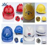 Regelbare Opschorting van de Bouwvakker van de Helm van de Veiligheid van de Bouw van FRP Shell de Industriële