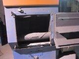 전락 벨트 탄 폭파 기계, 자동적인 닦는 기계, 주조 장비