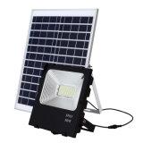 屋外の庭の照明のための再充電可能な太陽電池パネルLEDの洪水ライト