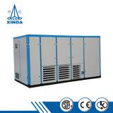 고능률 전기 공기 압축기는 2단계 압축기를 기계로 가공한다
