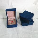 Design de luxe Ashtree Finition matte Jewellry boîte cadeau de mariage en bois