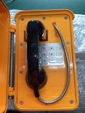 Водонепроницаемый чехол в чрезвычайных ситуациях телефон Knsp-11 Sos горнодобывающей промышленности телефон для туннеля