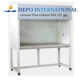 Laboratórios e Equipamentos Médicos populares armário de fluxo laminar de Aço Inoxidável (HP-CJ-1CU)