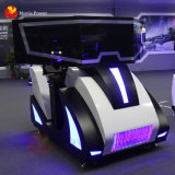 Nuevo Electric 360 grados F1 Racing Simulator 3 asientos de la realidad las pantallas de coche en simulador de carreras