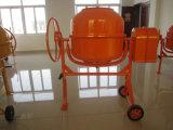 350L 220V Concrete Mixer van de Gipspleister van de Fabrikant van China de Elektrische Stationaire