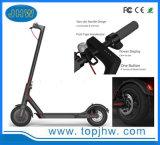 2 motorini elettrici potenti del motore 7.8ah M365 delle rotelle 350W con il Portable di APP che piega il motorino elettrico di mobilità