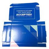 Синий печать внутри конверта тип упаковки бумаги для специальных