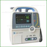 FM-8500d de Primeros Auxilios con el monitor la tecnología de desfibrilación bifásica