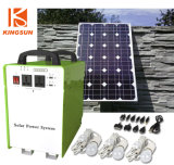 150W/300W/500W Sistema de energía solar portátil