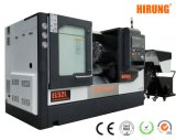 Tour CNC avec lit oblique, CNC Slant machine CNC de tour de lit en outils, tour CNC (EL52LMC)