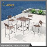 Restaurante Patio Square Bar Jardim Piscina Bistro conjunto de móveis