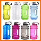 la grande capienza 2.5L mette in mostra la bottiglia di acqua di plastica