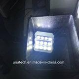 屋外の掲示板Ad/Ads/Advertizing媒体IP65水証拠LEDの印ライト