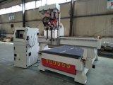 Três fusos 1325 Máquina CNC de corte de madeira 1325 Máquinas para fabricação de MDF