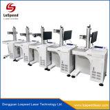 Energy-Saving van de bevordering Laser die van de Vezel van de Machine van de Laser de Brandmerkende Type merkt