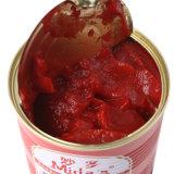 salsa di pomodori aperta facile inscatolata 850g del ketchup di pomodoro