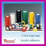 De gekleurde Acryl Zelfklevende Verpakkende Band van de Kantoorbehoeften BOPP/OPP