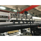 De Hoge snelheid die van de Voeringen van de versie Machine met de Schacht van de Wrijving scheurt