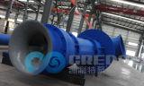 発電所の循環水ポンプ縦の混合された流れポンプ