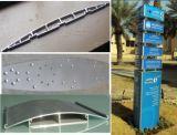 대 철탑을 찾아내는 알루미늄에 의하여 구부려지는 실내 삼각형 방법